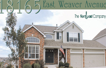 18165 East Weaver Avenue: Website and Brochure for Real Estate Properties