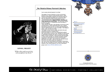 The Medal of Honor Portrait Collection