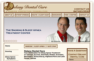 Delany Dental Care: I Hate CPAP